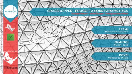 Progettazione Parametrica Rhinoceros+Grasshopper