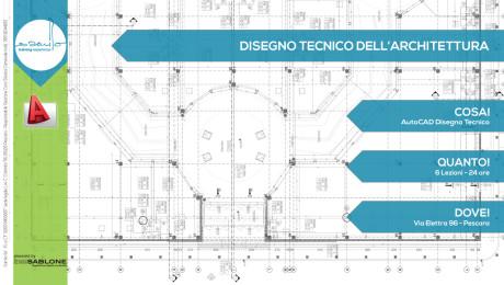 Disegno Tecnico dell'Architettura                                                                  AutoCAD