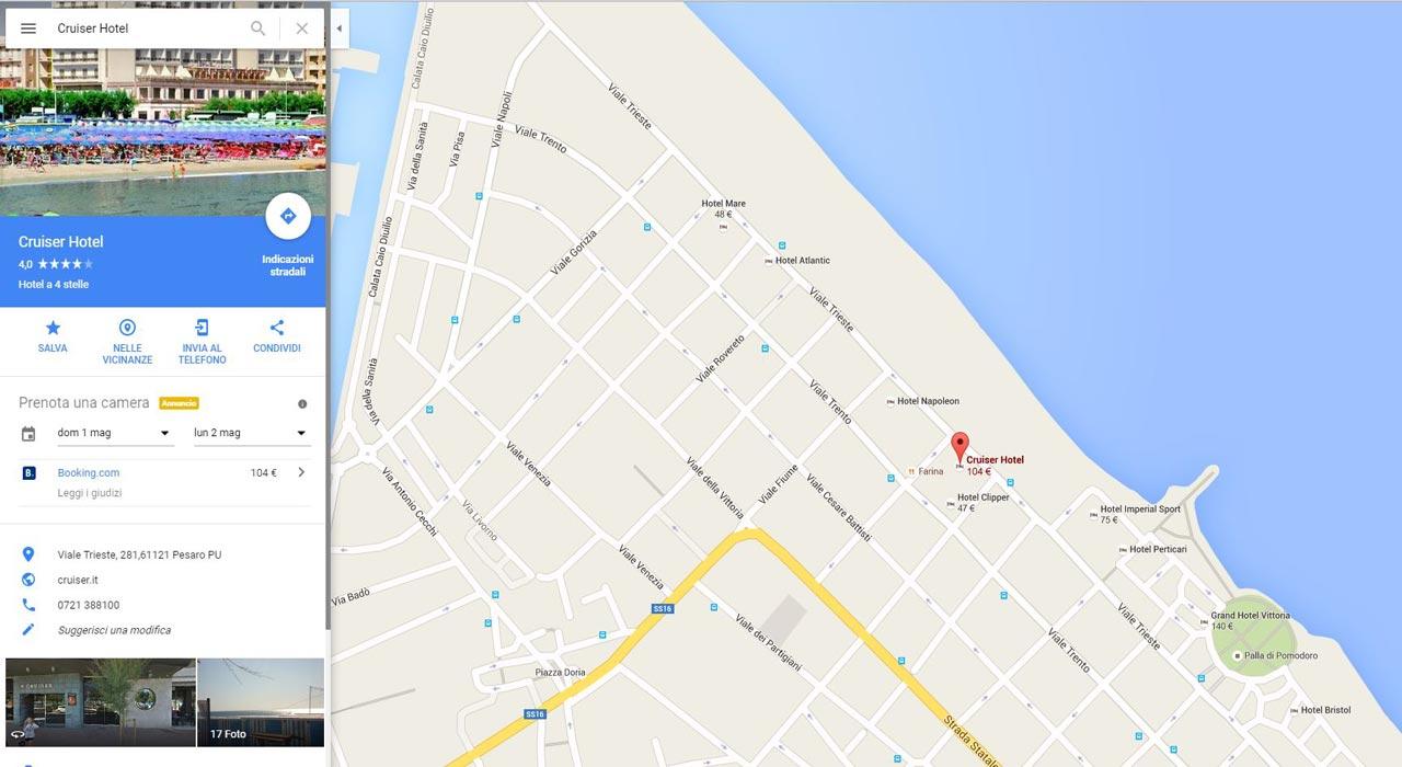 Hotel Pesaro Vicino Autostrada