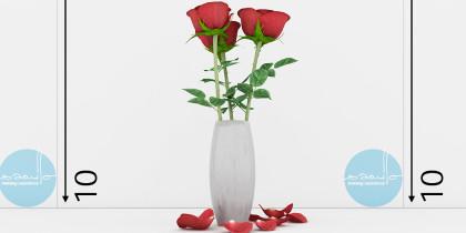 145_Vaso-Rose