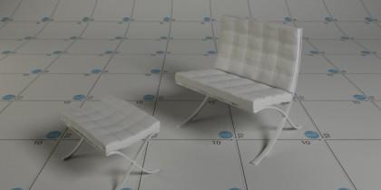 017_Barcelona Chair