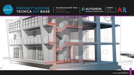 Progettazione Tecnica BIM BASE Autodesk Revit
