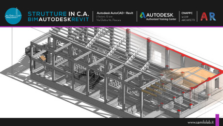 Workshop Strutture in C.A. BIM Autodesk Revit