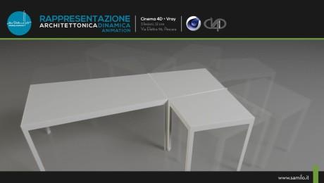 Rappresentazione Architettonica Dinamica