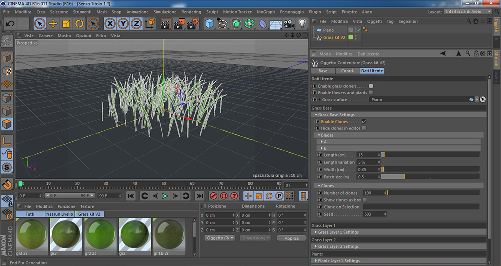 screen tutorial grass kit-4